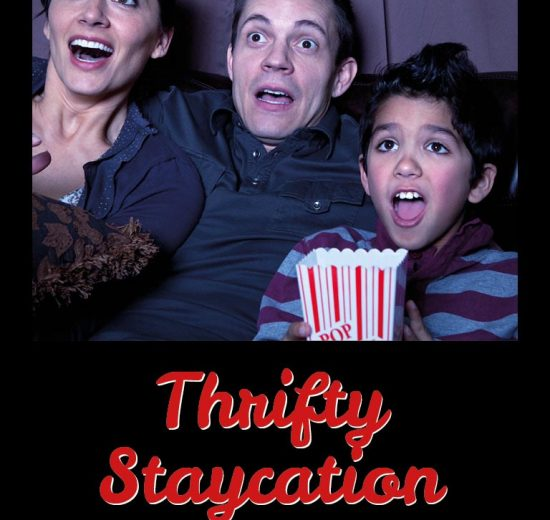Thrifty Staycation Tips - Grown Ups Magazine - Plan for fun! Sure, Hawaii is great, but these low-cost, low-stress staycation ideas will keep your family smiling this spring.