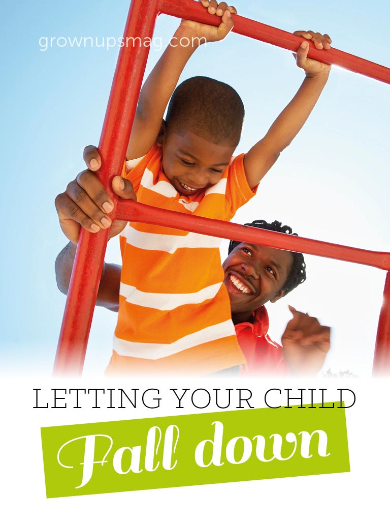 Let Your Child Fall