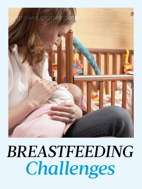 Challenges Breastfeeding
