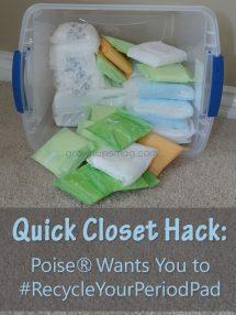 Quick Closet Hack