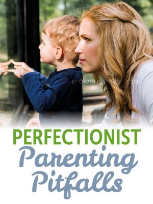 Perfectionist Parenting Pitfalls - Grown Ups Magazine - Are you afraid of failure? Read on to find out why that may not be a good thing—for anyone.
